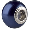 50% Off! Night Blue Painted Bead Sterling Insert