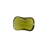 Transparent Rectangle 15x10mm Dark Green