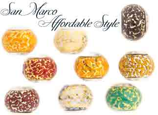 Enjoy the Quality of Venetian Beads at Affordable Pricing