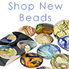 New Murano Glass Beads