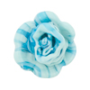 Lampwork Murano Glass Bead Celeste Flower Bead 20mm