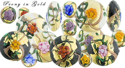 New Designs from Venetian Bead Shop