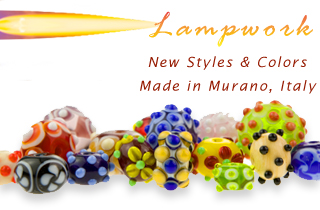 Great New Colors & Styles Authentic Murano Glass Lampwork