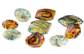 New Sospiri Murano Glass Beads