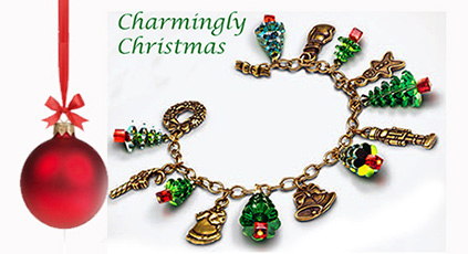 You'll Love this Christmas Bracelet