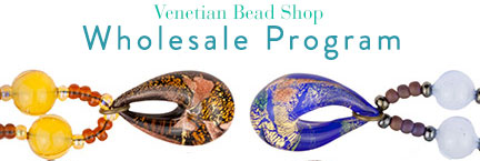 Murano Glass Bead Wholesale Program