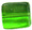 Green Murano Glass Beads