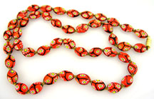 Venetian Glass Necklace - Vintage Venetian Glass Jewelry