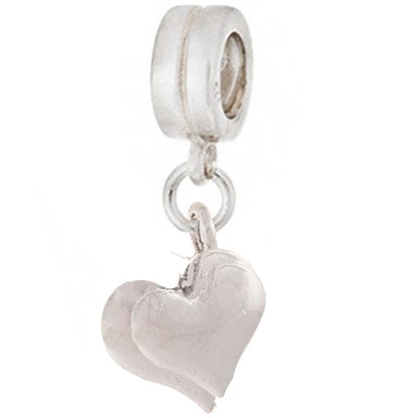 PERLAVITA Large Hole Beads in Sterling Silver, European ...
