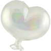 Clear Boro Glass Balloon, Large
