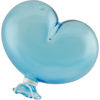 Aqua Boro Glass Balloon, Large