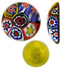 Cabochons Murano Glass Beads