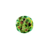 Venetian Bead Avventurina Round 12mm Dark Green