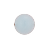 Light Sapphire Caramella Round 14mm, Venetian Glass Bead