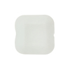 Venetian Bead Square Cut 19mm Opaque White