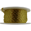 Wire Lace« Brass 3mm Wide, 5 Yards (457cm)