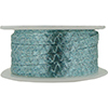 Wire Lace«  Ocean Mist 3mm Wide, 5 Yards (457cm)