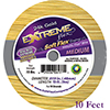 Soft Flex Extreme Flex Wire 24K Gold .019 Dia, 19 Strand 10 Feet