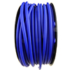 Navy Blue 4mm Rubber Cord, Per Foot