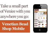 Venetian Bead Shop Mobile