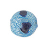 Blue, Aqua Small Blown Aventurina 18mm