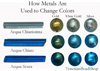 Learn How Metals Change the Colors of Effetre Moretti Venetian Glass