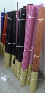 Selecting Glass Canes Effetre Moretti Glass