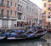 Gondola - the symbol of Venice