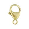 Premium Italian Brass Trigger Clasp, Natural Finish, 11mm