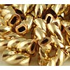 14/20 Gold Filled Twisted Crimp, .019 Wire,  2x3mm Per Piece
