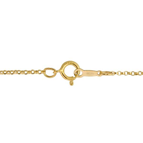 14 20 Gold Filled 18 Inch Cable Chain Per Chain