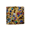 Black KLIMT 20mm Exterior Gold Foil Square