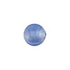 Blue .925 Silver Foil 10mm Round, Murano Glass Bead