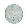 Aquamarine Silver Foil Round 20mm, Murano Glass Bead