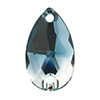 Swarovski 3230 Drop Sew-on Stone, 18mm x 10.5mm, Crystal Montana Sapphire