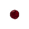 Swarovski 5000 4mm Faceted Round, Garnet