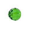 Swarovski 5026 Cabochette Bead, 10mm, Fern Green