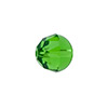 Swarovski 5026 Cabochette Bead, 8mm, Fern Green