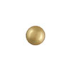 Swarovski 5810 Crystal Pearl, 4mm, Bright Gold