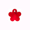 Swarovski Elements 6744 Flower Pendant, 14mm Lt Siam