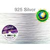 EXTREME Flex Wire, .014 Dia. 50ft, 19 Strand Sterling Silver