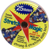 Clear Stretch Magic 25 Meters .7mm Diameter