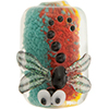 Lampwork Dragonfly Bead