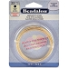Beadalon German Style Wire, Round, Gold, 22 Gauge, 10 Meters