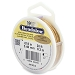 Beadalon 19 Strand Wire .018, 30ft Gold Color