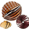 Blown Murano Glass Beads