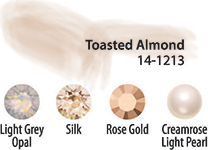 Toasted Almond Pantone Swarovski Colors Spring 2015
