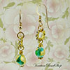 Bling Tosca Murano Earrings