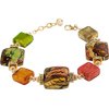 Machiavelli Murano Glass Bracelet