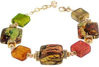 Stunning Murano Glass Bracelet Design